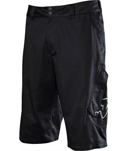 Fox Sergeant Bike Shorts Black