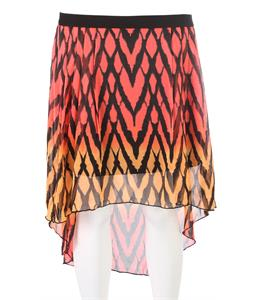 Fox Sheer Desire Skirt Atomic Punch