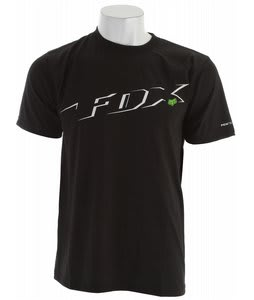 Fox Showhide Tech T-Shirt Black