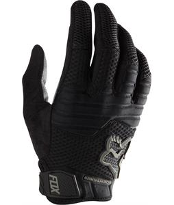 Fox Sidewinder Bike Gloves Black