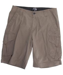 Fox Slambozo Solid Shorts Dark Khaki