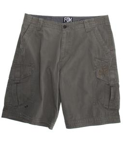 Fox Slambozo Solid Shorts Military