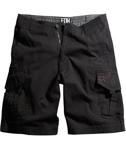 Fox Slambozo Shorts Black