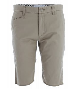 Fox Solid State Shorts Dark Khaki