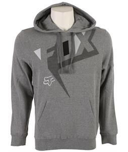 Fox Sprinter Hoodie Heather Graphite