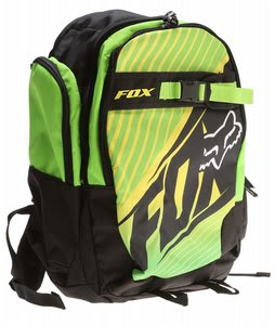 Fox Step Up Backpack Green
