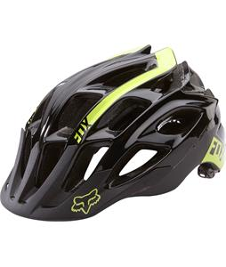 Fox Striker Bike Helmet Acid Green