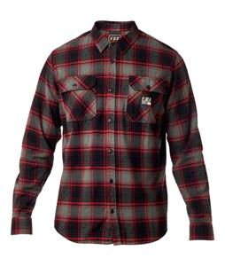 Fox Traildust Flannel