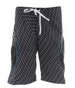 Fox Top Shelf Plaid Boardshorts