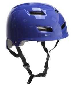 Fox Transition Hard Shell Bike Helmet Blue