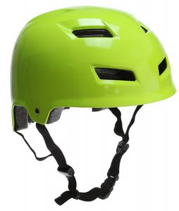 Fox Transition Hard Shell Bike Helmet Light Green