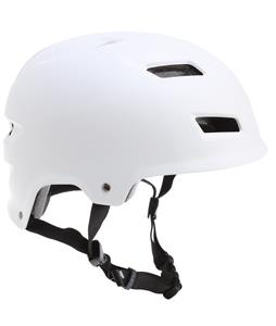 Fox Transition Hardshell Bike Helmet White