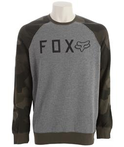 Fox Tresspass Sweatshirt Heather Graphite