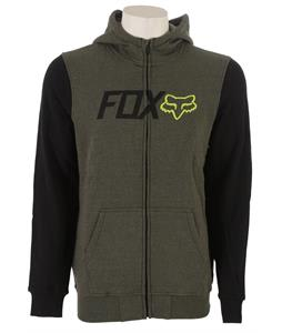 Fox Warm Up Hoodie