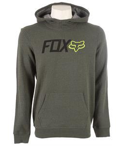 Fox Warmup Pullover Hoodie