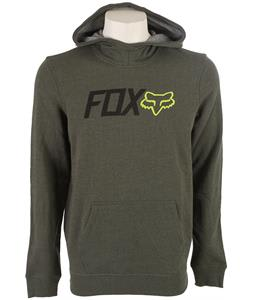 Fox Warmup Pullover Hoodie Heather Fatigue