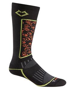 Fox River Heavenly Socks Black