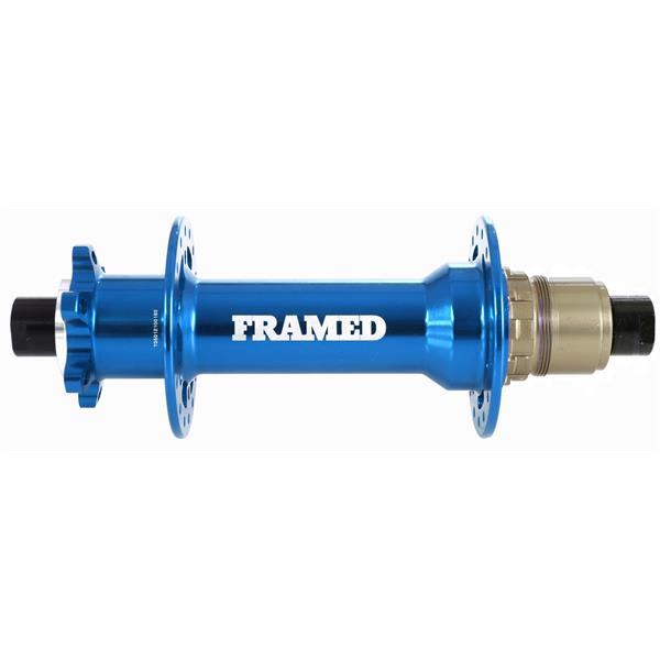 Framed 32h 197mm x 12mm 11 SPD SRAM DB Rear Hub