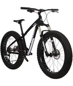 Alaskan Alloy w/ RST Fork Fat Bike
