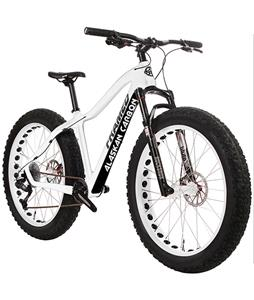 Alaskan Carbon w/ Bluto Fork Fat Bike