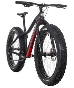 Framed Alaskan Carbon X5 1X10 Fat Bike w/ Carbon Fork