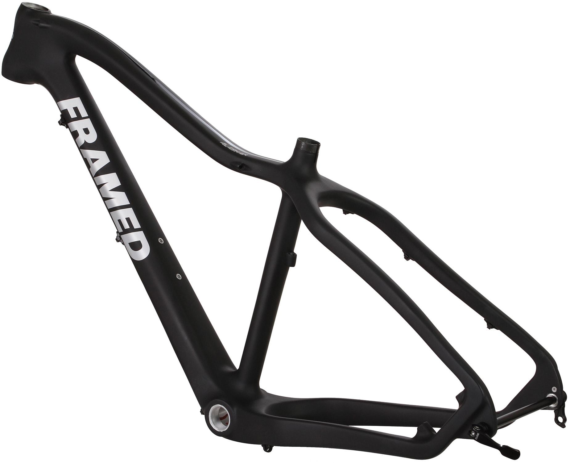 on sale framed alaskan carbon w rst fork fat bike up to 45 off framed carbon rst build