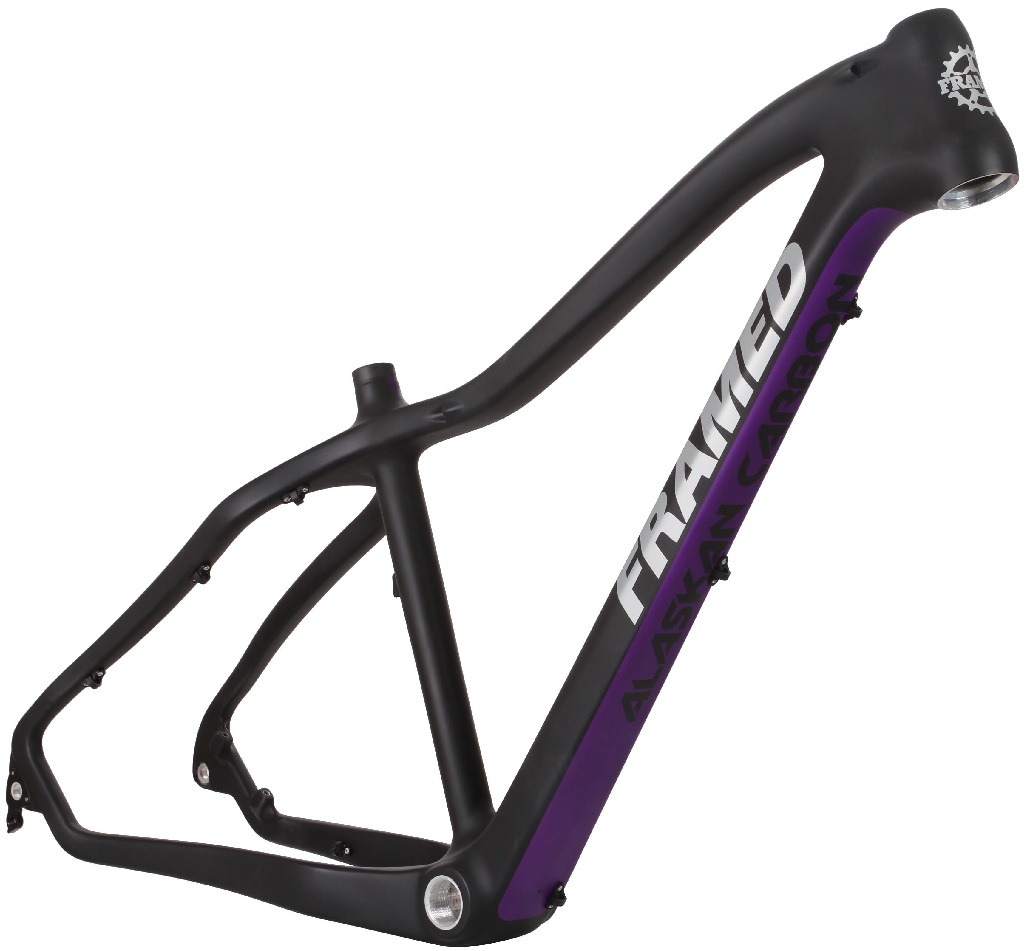on sale framed alaskan carbon w carbon fork fat bike up to 45 off framed carbon carbon build