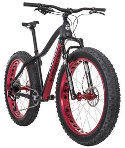 Framed Alaskan Carbon X01 Eagle 1X12 LTD Fat Bike w/ Bluto Fork
