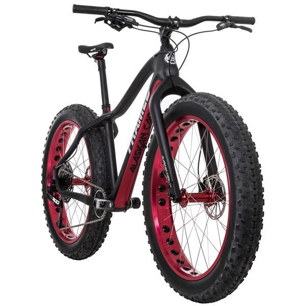 Framed Alaskan Carbon X01 Eagle 1X12 LTD Fat Bike w/ Carbon Fork