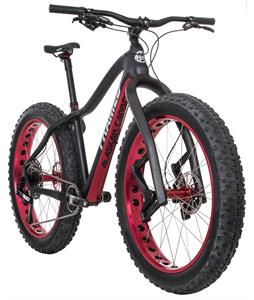 Framed Alaskan Carbon X01 Eagle 1X12 LTD Fat Bike w/ Lauf Fork
