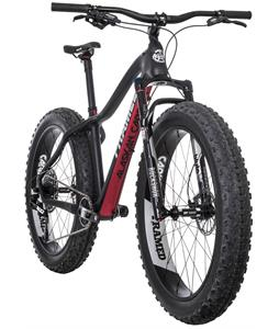 Framed Alaskan Carbon X01 Eagle 1X12 LTD Fat Bike w/ Bluto Fork & Carbon Wheels