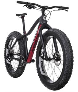Framed Alaskan Carbon X01 Eagle 1X12 LTD Fat Bike w/ Carbon Fork & Carbon Wheels