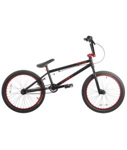 Framed Attack BMX Bike Black 20in