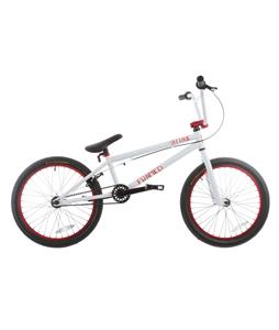Framed Attack BMX Bike White 20