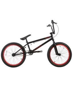 Framed Attack LTD BMX Bike Black/Red 20in/20.5in Top Tube
