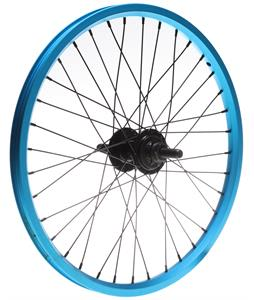 Framed Attack LTD Rear Double Wall 9T BMX Wheel Blue 14mm