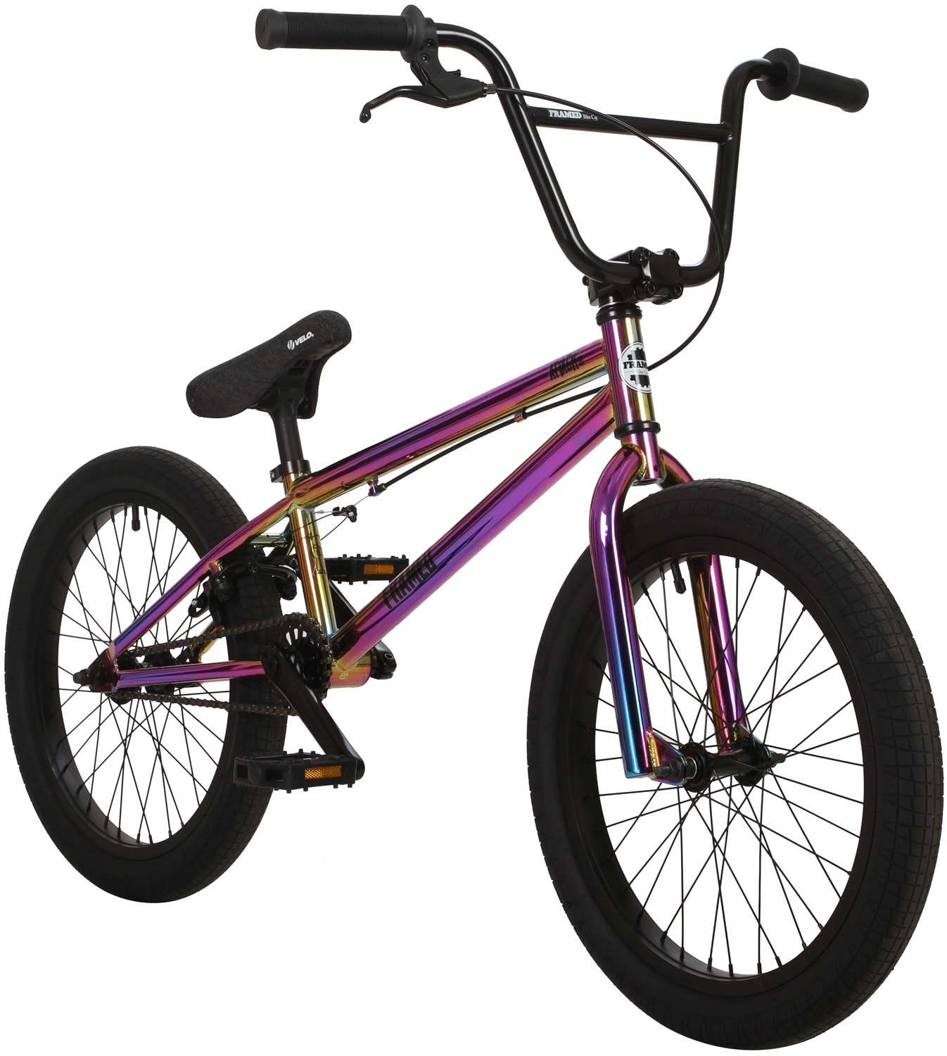 framed attack pro bmx bike 2017
