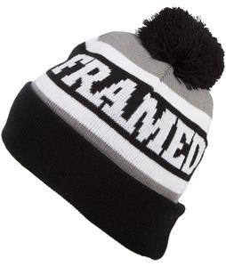 Framed Ball Beanie