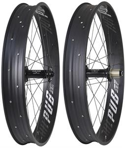 Pub Carbon Pro-X 150mm/197mm HG Wheel Set