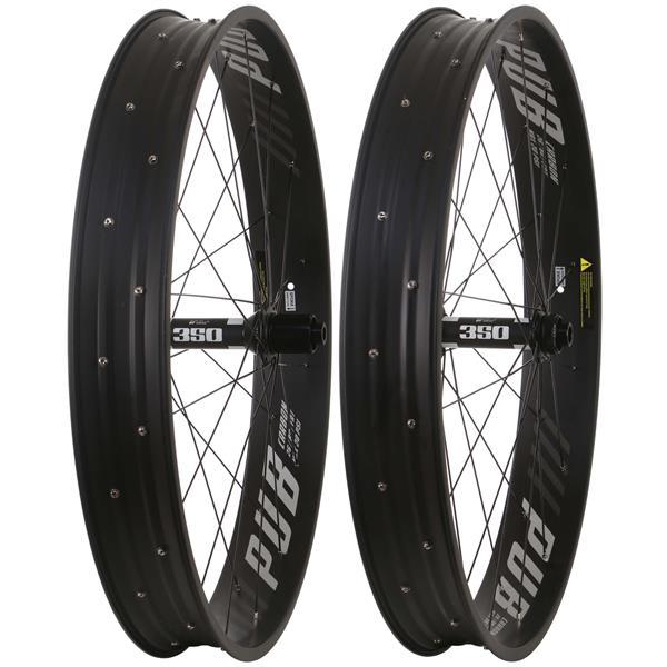 Framed Carbon DT Big Ride 150mm/197mm HG Wheel Set