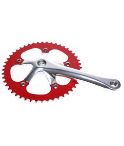 Framed Chain Ring Bike Chain Ring Red 48T