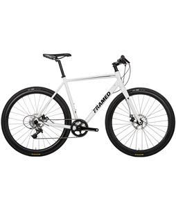 Framed Course Alloy Flat Bar Bike w/ Rival 22 & Carbon Wheels