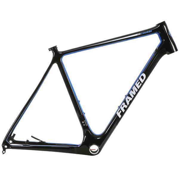 Framed Course Bike Frame
