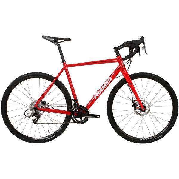 Framed Course Alloy Bike w/ Rival 22 & Alloy Wheels