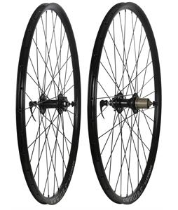 Framed Alloy Disc QR Road Wheelset