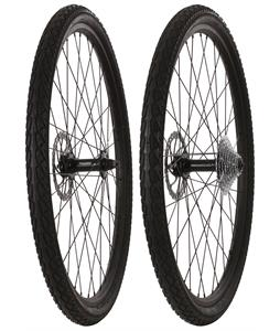 Framed Fattie Slims/Slicks F135/R170 9 Speed Wheel Set