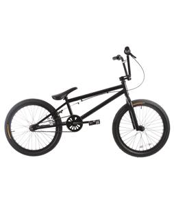 Framed Impact Blank BMX Bike Blackened 20in/20.5in Top Tube