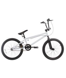 Framed Impact Blank BMX Bike Off White 20in/20.5in Top Tube