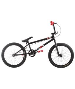 Framed Forge  BMX Bike Black 20in