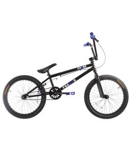 Framed Forge BMX Bike Black/Blue 20in